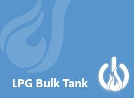 LPG Bulk Tank Gas