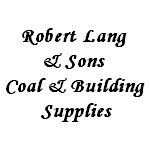 Robert Lang & Sons Coal & Building Supplies - building supplies