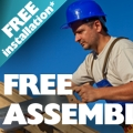 FREE SHED ASSEMBLY