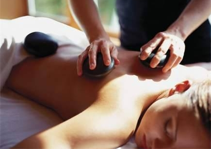 Enhance your massage experience with the addition of Hot Stones