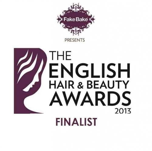 Hush beauty spa came 'Runner up' salon of the year 2013 at the English Hair and Beauty Awards
