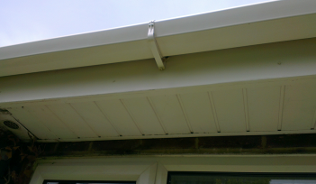 Fascia, Soffit and Gutter Clean