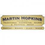 Martin Hopkins Signwriting