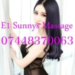 E1 New!! Oriental Massage,hot Independent,Stepney Green