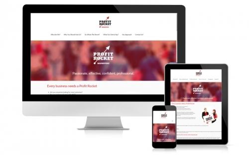 Responsive Web Design & Development Profit Rocket Marketing