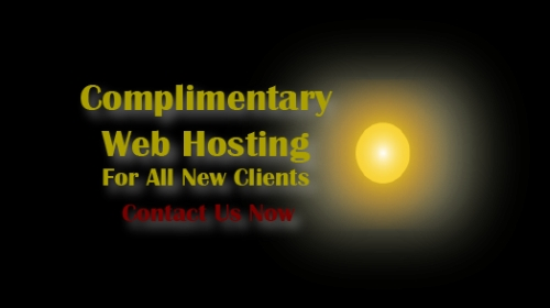 Complimentary Web Hosting