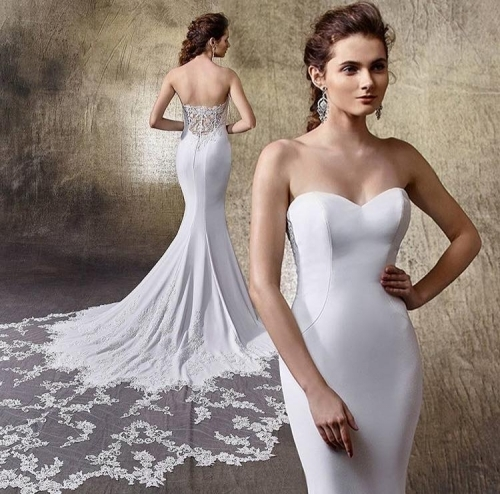 Exclusive to TDR Bridal - Enzoani