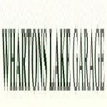 Whartons Lake Car Sales