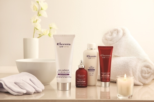 Elemis – Spa pampering & luxury