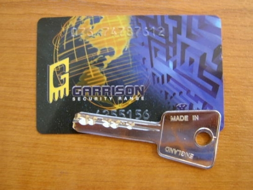 MUL-T-LOCK Garrison