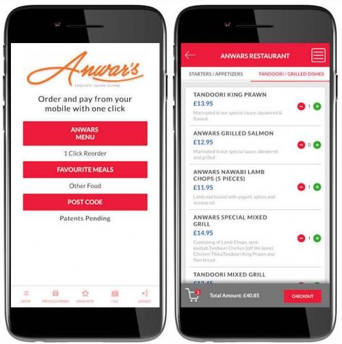 Free Takeaway App and Website
