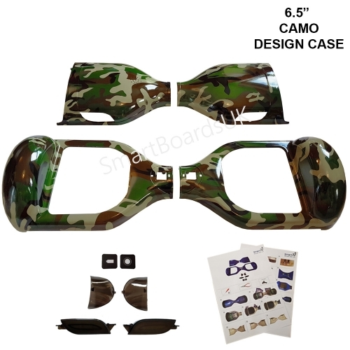 """6.5"""" Replacement Camo Case Shell"""