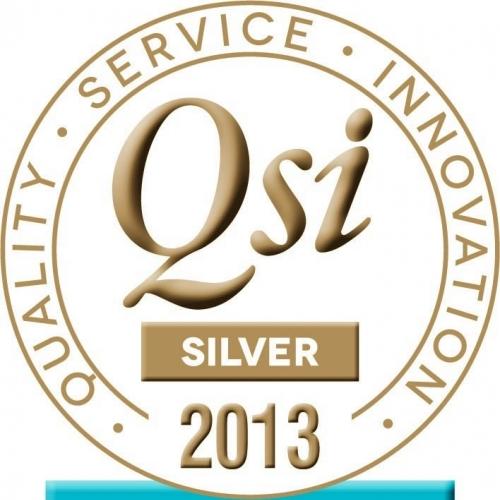 QSI Professional Driver Silver Award Winner