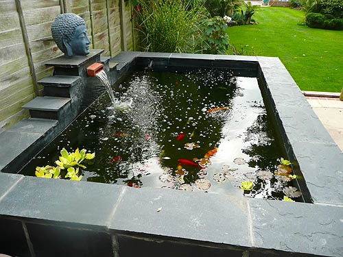 Landscape Pond Construction Romford