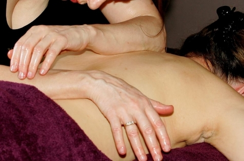 I use Deep Tissue Techniques to release and free up tight areas