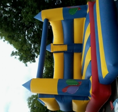 Adult De Luxe Bouncy Castle