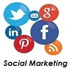 Visit seoflatrate.co.uk for contract free Social Media Marketing