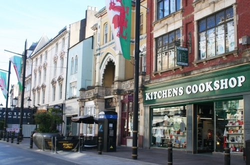 kitchens cookshop in cardiff kitchenware the independent