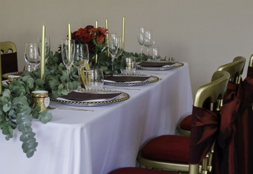 Wedding Styling Items for Hire