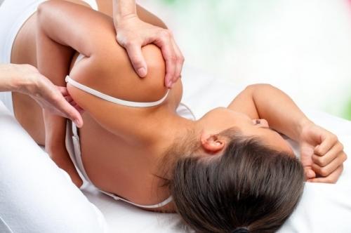 Deep Tissue Massage in Penzance, Cornwall