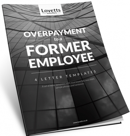 FREE 4 Template Letters To Different Types Of Overpayments