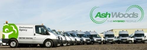 Ashwoods Hybrid Vans