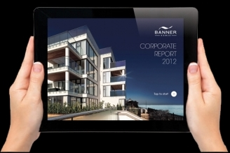 adsynergy iPad app for Banner Homes