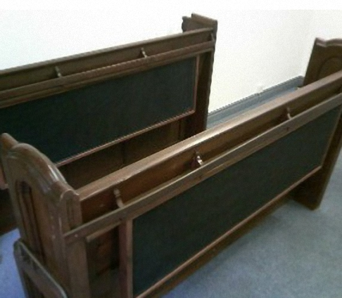 Infrared Church Pew Heaters