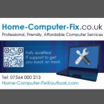 Home Computer Fix Coventry