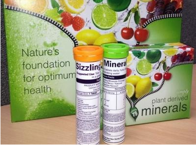 Simply Naturals Sizzling Minerals Review