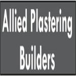 Allied Plastering