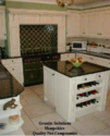 Emerald Pearl Kitchen worktops in Fleet Hampshire