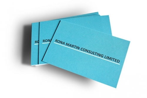 Rona Martin Business Cards