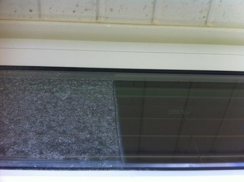 Window Half Clean comparison