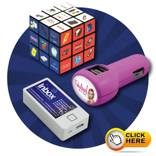 Promotional Gadgets & Accessories, Business Promotional Products, Technology Products. We have a wide variety of promotional gadgets, view on our website www.fyldepm.co.uk/gadgets. Low prices, fast quotes, excellent service.