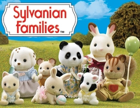 Sylvanian Families Furniture, houses and babies