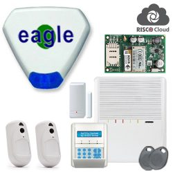 Agility 3 GSM Visual Verification Alarm
