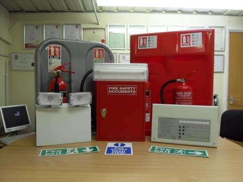 Large Stocks of Fire Protection Products