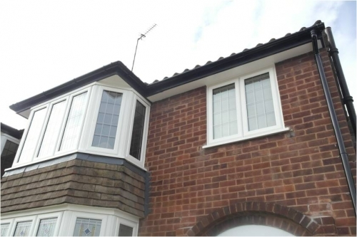 Fascias, Soffits & Guttering All Finished