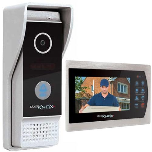 DoorKnox Video Door Entry With 7 Monitor & Installation