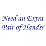 Need an Extra Pair of Hands?