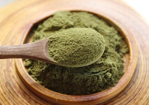 Organic Raw Moringa Powder
