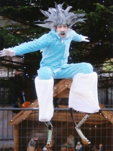 Kris Katchit as Jumping Jack Frost
