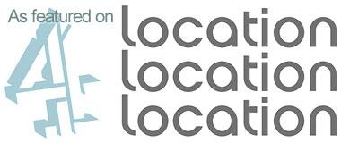 Channel 4 Location Location Location Logo