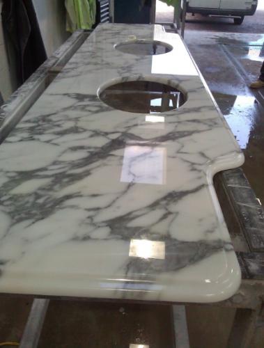 Arrabascata marble