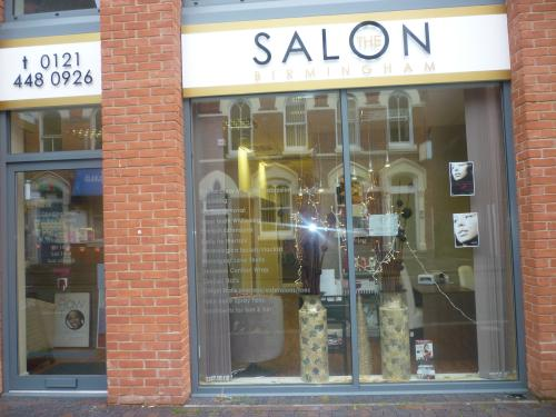 The salon birmingham in birmingham beauty salons the for Hair salon birmingham