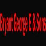 Bryant George E & Sons