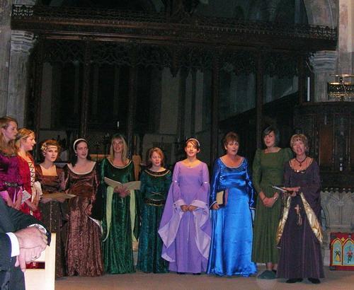 Vocal Ensembles