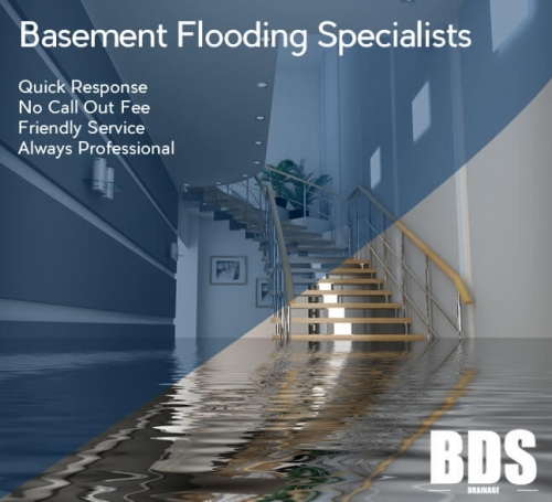 Basement Flood Cleanup London – Flood Cleaning London – Sewage Cleaning Services London