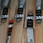 Gunn & Moore - full range of junior & adult equipment all in stock